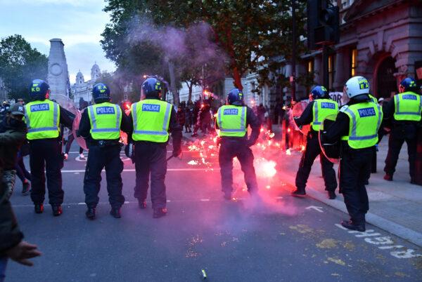 police-in-london