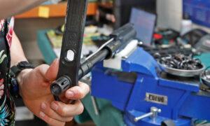 Gun Sales Up Amid Protests, Riots