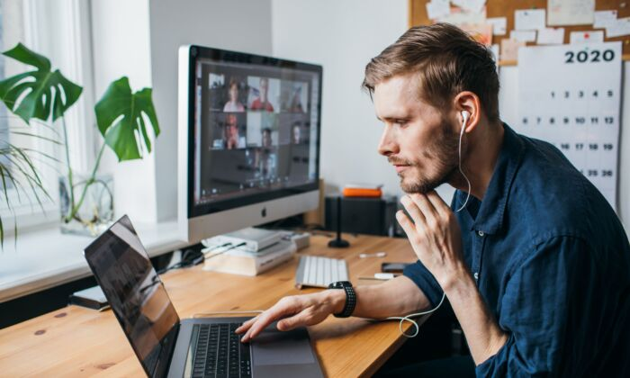 According to business experts and surveys, there's likely to be an increase in employees working from home after the pandemic. (Girts Ragelis/Shutterstock)