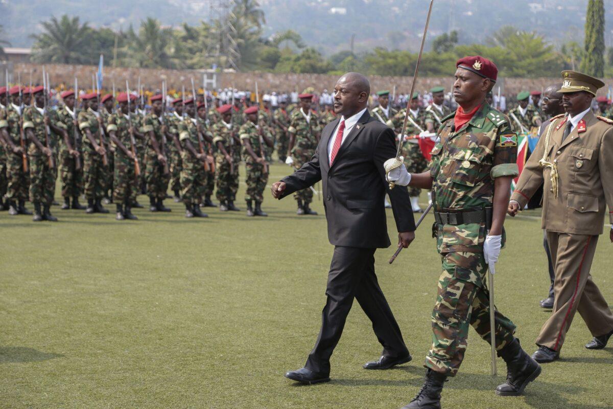 Just in: Pierre Nkurunziza, Burundi's President is dead