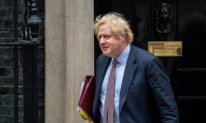 COVID-19 Has Been a Disaster for Britain, PM Johnson Says