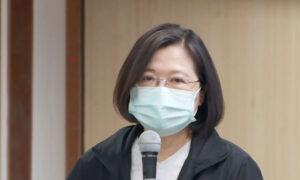 President of Taiwan to Propose Humanitarian-Aid to Assist Hong Kong