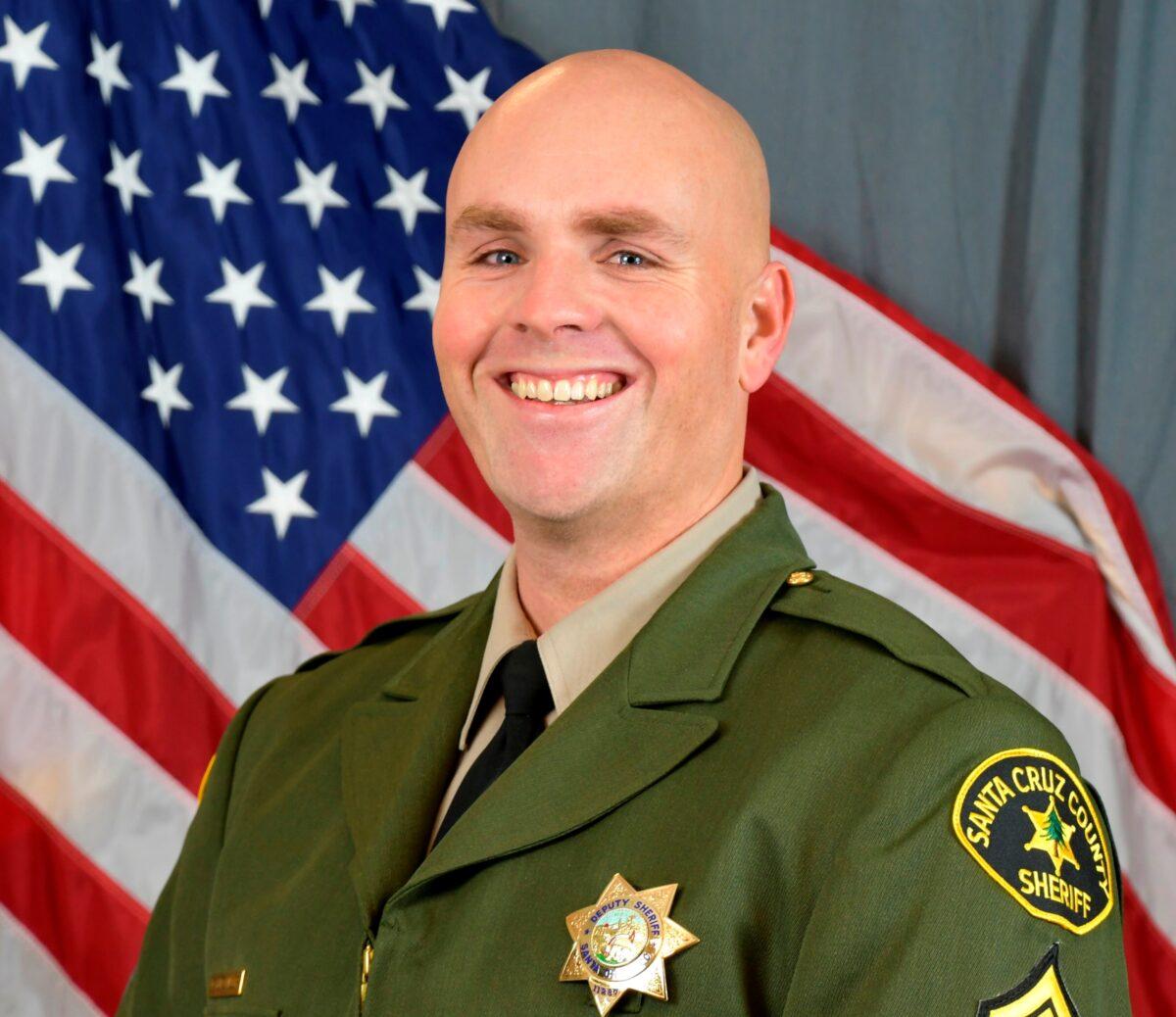 Sgt. Damon Gutzwiller California shooting
