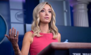 McEnany Offers Explanation of Trump's Comments on Epstein Associate Ghislaine Maxwell