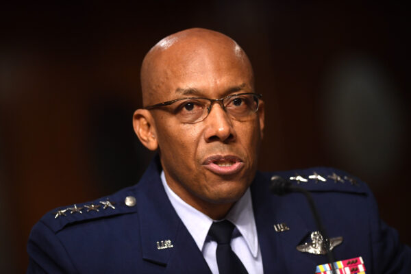 General Charles Brown Jr.