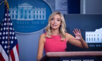 Press Secretary Kayleigh McEnany Holds a Briefing