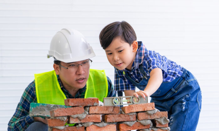 In homeschool, you're providing an environment in which your particular child can best learn. If you're supportive, resourceful, and dedicated to the task, you have everything you need. (Anutr Yossundara/Shutterstock)