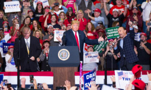 Trump to Resume Campaign Rallies After Months-Long Break