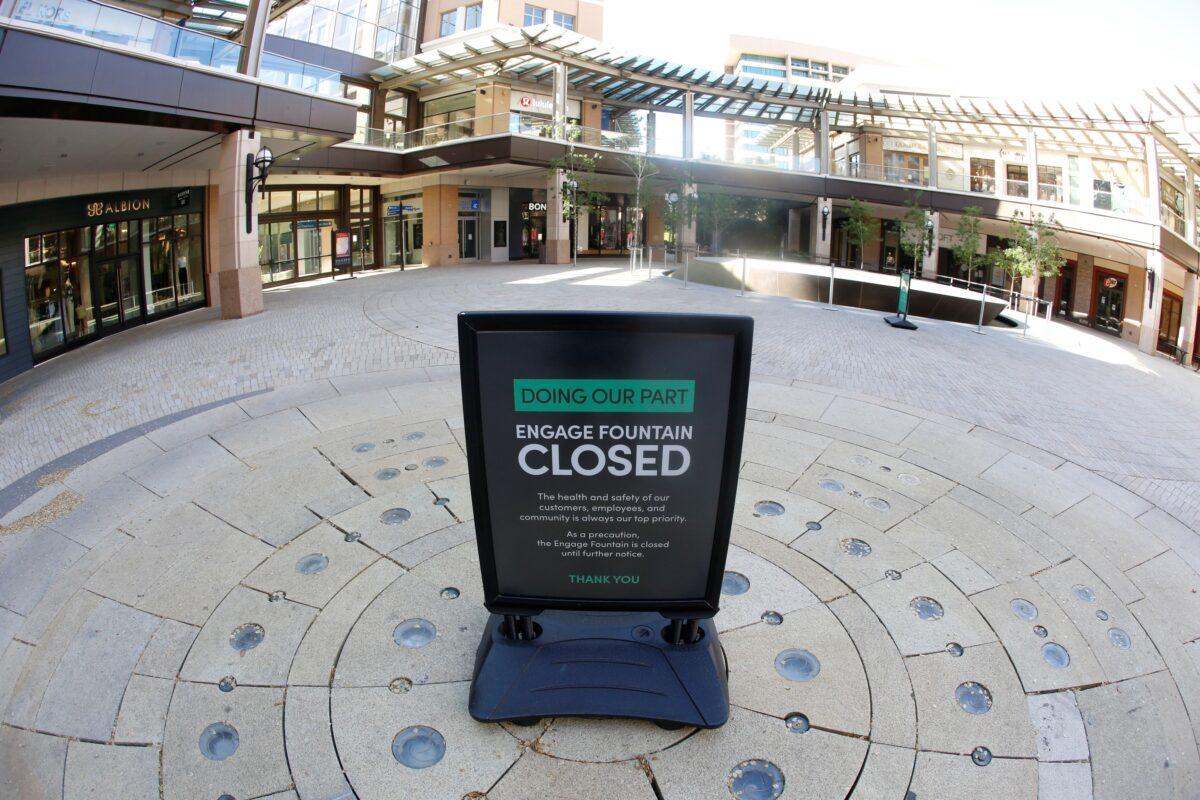 Utah Creek Center Mall Reopenings