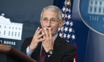 Fauci Says CCP Virus Mutations Far More Transmissible but Vaccines Can Slow Them Down