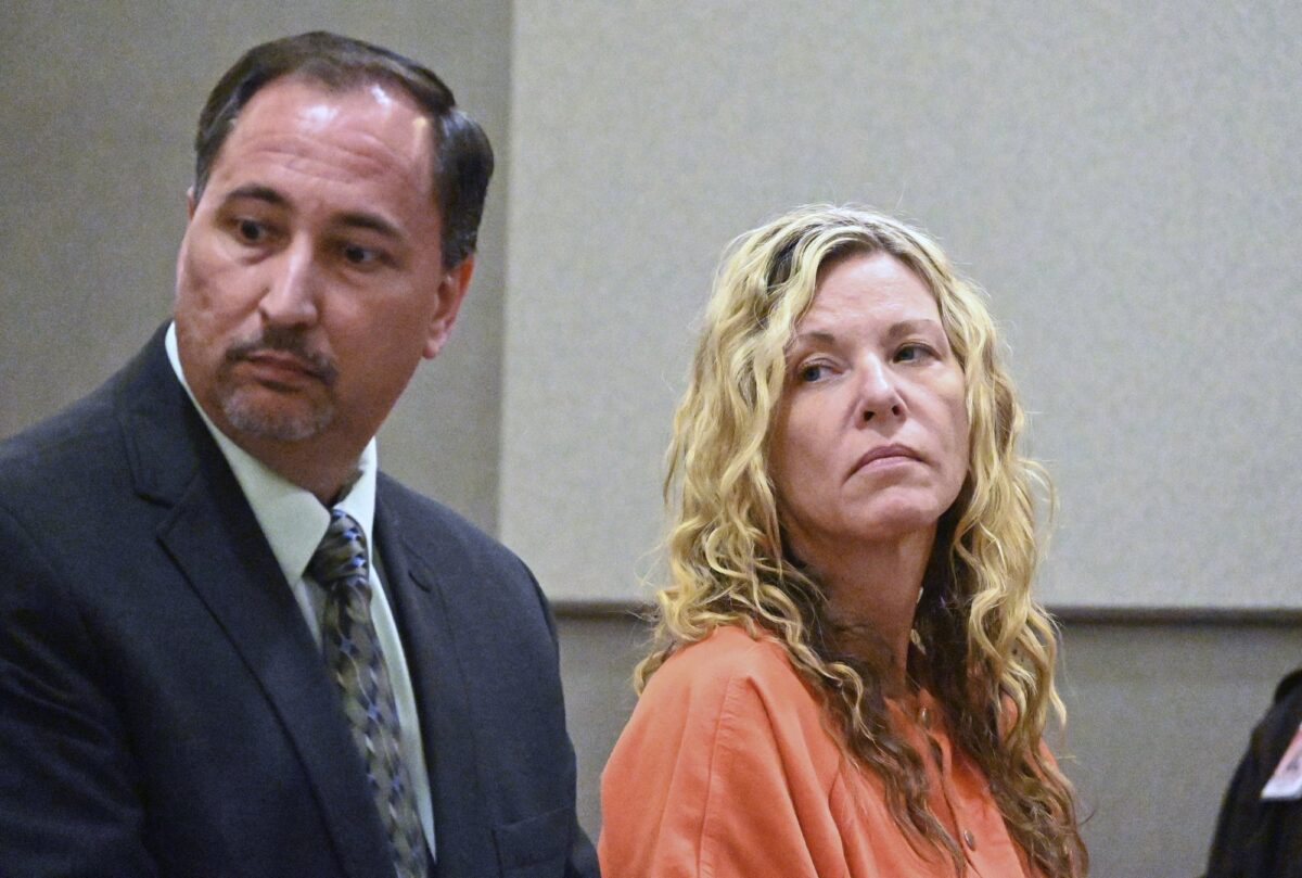 Lori Vallow appears in court