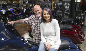 With Harleys and Music, Couple Raises $5 Million to Support Children's Charities