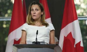 The UK, Canada to Open Doors to Hongkongers