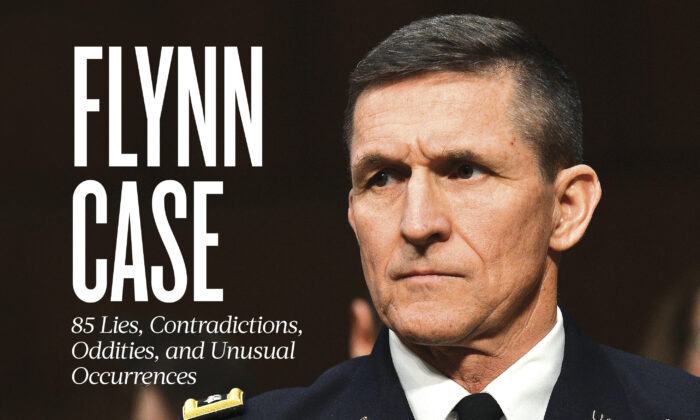 There have been many unusual occurrences in the case of Lt. Gen. Michael Flynn. (Jewel Samad/AFP/Getty Images/The Epoch Times)