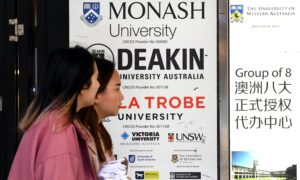 Australian Universities Protest New Foreign Interference Law