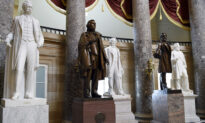 Removal of Confederate Statues Inserted Into Funding Bill