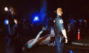 Protesters Topple Jefferson Davis Statue in Virginia Capital