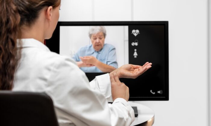 COVID-19 has pushed aside issues like state-by-state licensing and billing rates that had slowed the adoption of telehealth services. (Miriam Doerr Martin Frommherz/Shutterstock)