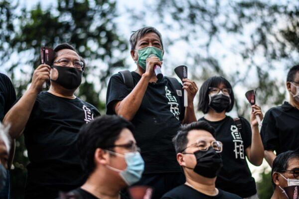 Hong Kong Tiananmen