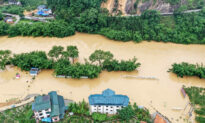 Reservoirs in Southern China Are Collapsing, Heavy Flooding in 11 Provinces