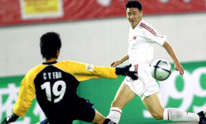 Famous Chinese Soccer Player Calls CCP a 'Terrorist Organization'