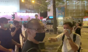 Epoch Times Staffer Attacked by Knife-Wielding Man in Hong Kong