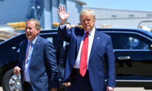 Trump Endorses Texas AG Ken Paxton for Reelection