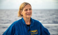 First US Female Spacewalker Becomes First Woman to Dive 36,000ft to Earth's Lowest Point