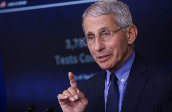 Anthony 'Flip-Flop' Fauci and the Origins of the Coronavirus Pandemic