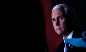 Pence Explains Why He Didn't Go on Church Walk With Trump