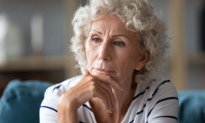 Getting caught in repetitive negative thoughts won't just spoil your day, it may lead to cognitive decline, research finds. (fizkes/Shutterstock)