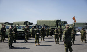 90 Canadian Troops to Leave for Ukraine as Military Looks to Resume Mission