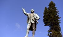 Perth Man Charged After Statue Vandalised