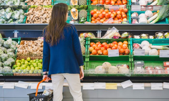 The more produce you eat, the healthier your gut flora will be.(Gorodenkoff/Shutterstock)