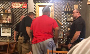 Black Man Offers to Pay Police Officers' Bill at Cracker Barrel, Won't Take 'No' for an Answer