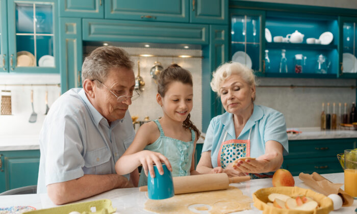 If you have particular skills, consider teaching them to your grandchildren. (Yuriy Golub/Shutterstock)