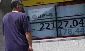 Wall Street Cuts Losses as Markets Swing on Virus Fears