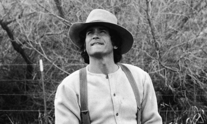 """There used to be shows, such as """"Little House on the Prairie,"""" that celebrated dads. A still from the television series, featuring actor Michael Landon, circa 1976. (NBC Television/Courtesy of Getty Images)"""