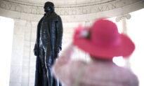 Protesters Topple Thomas Jefferson Statue at Oregon High School