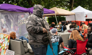 Inside Seattle's Lawless, Self-Declared 'Autonomous Zone'