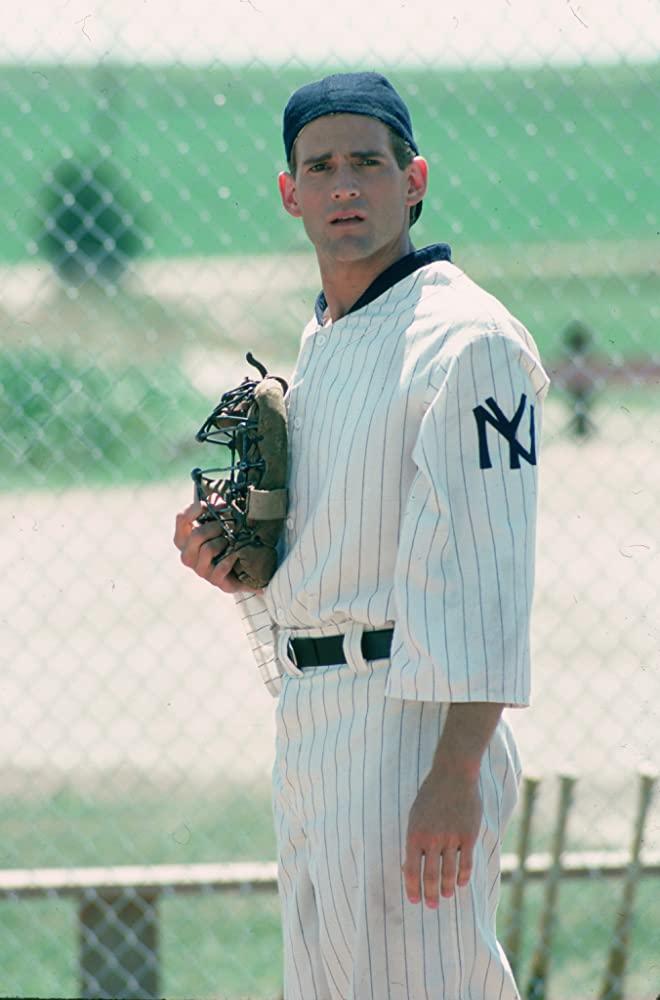 """baseball catcher in """"Field of Dreams"""""""