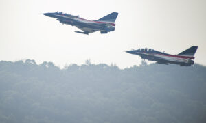 Taiwan Warns Off Intruding Chinese Aircraft for Fourth Time in 9 Days