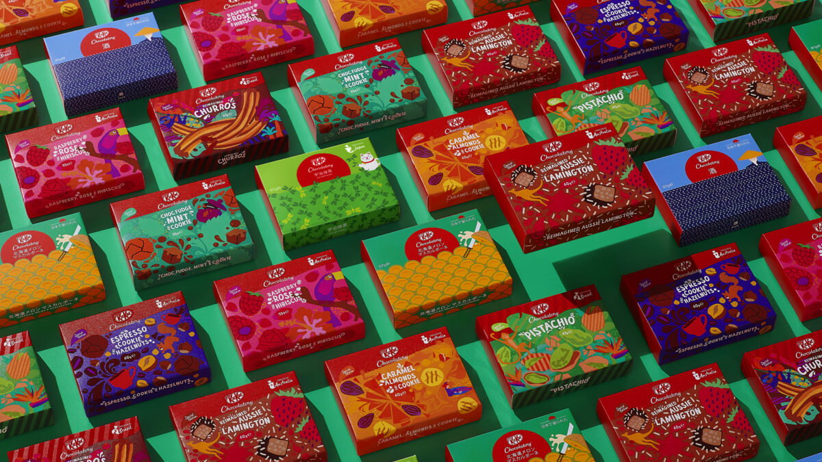 KitKat Chocolatory Special Editions 2