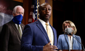 Sen. Tim Scott: If GOP Loses Georgia, Democrats Will Transform America into a 'Socialist Utopia'