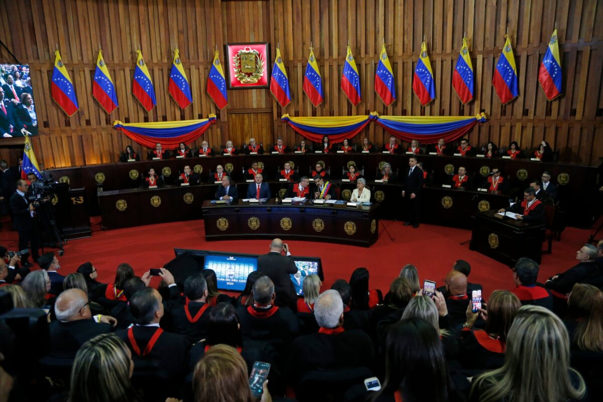 Venezuela-Political Crisis