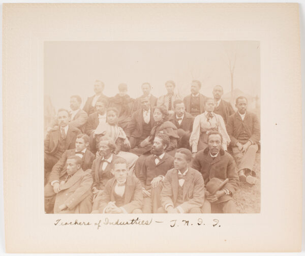 Teachers of Industries at Tuskegee