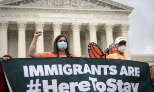 Supreme Court Blocks Trump's Bid to Immediately End DACA