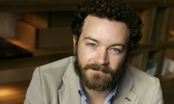 "Actor Danny Masterson is photographed during the Sundance Film Festival in Park City, Utah, on Jan. 22, 2007. Masterson, known for his roles in ""That '70s Show"" and ""The Ranch,"" has been charged with raping three women, Los Angeles County District Attorney's officials announced June 17, 2020, charges he denies. (AP Photo/Carolyn Kaster, file)"