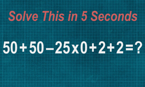 Only 25 Percent of People Can Solve These Puzzles. Can You?