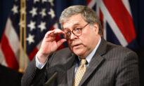Barr Meets With Boston and New York Police Officials